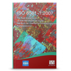 Шведский стандарт чистоты поверхности SS-EN ISO 8501-1:2007
