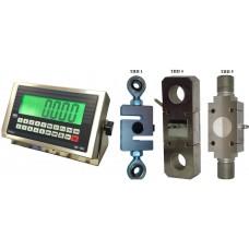 ДЭП/7-5Д-500Р-1 - динамометр электронный растяжения