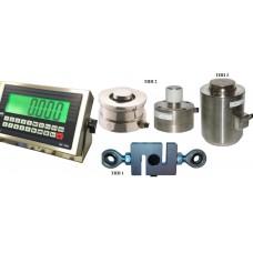 ДЭП/7-1Д-10С-1 - динамометр электронный сжатия