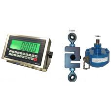 ДЭП/7-1Д-5У-1 - динамометр электронный универсальный