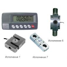 АЦД/1Р-2000/6И-2 - динамометр электронный растяжения