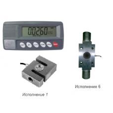 АЦД/1У-500/6И-2 - динамометр электронный универсальный