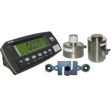 ДЭП/3-1Д-0,1С-2 - динамометр электронный сжатия