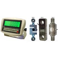ДЭП/6-1Д-0,1Р-1 - динамометр электронный растяжения