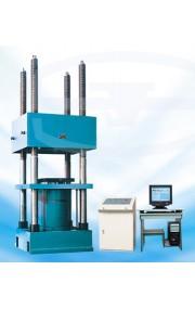 Гидравлический пресс YAW-5000F (управление с ПК)