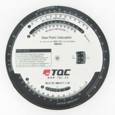 Калькулятор точки росы TQC Sheen TM0040