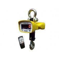 Электронные подвесные крановые весы Петвес КВ-3000К-М от официального дистрибьютора в Москве