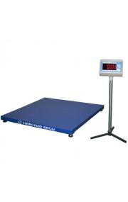 Платформенные весы ВСП4-2000А 1250x1000